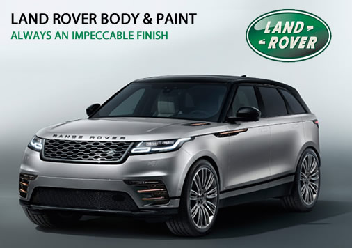 Landrover Approval